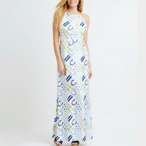 Vineyard Vines for Kentucky Derby Silk Maxi 2